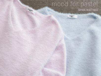 mood for pastel